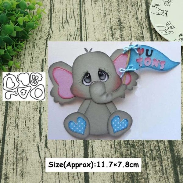 Curvy Keepsake Box Cutting Dies Scrapbooking Craft Embossing Paper Cards Stencil