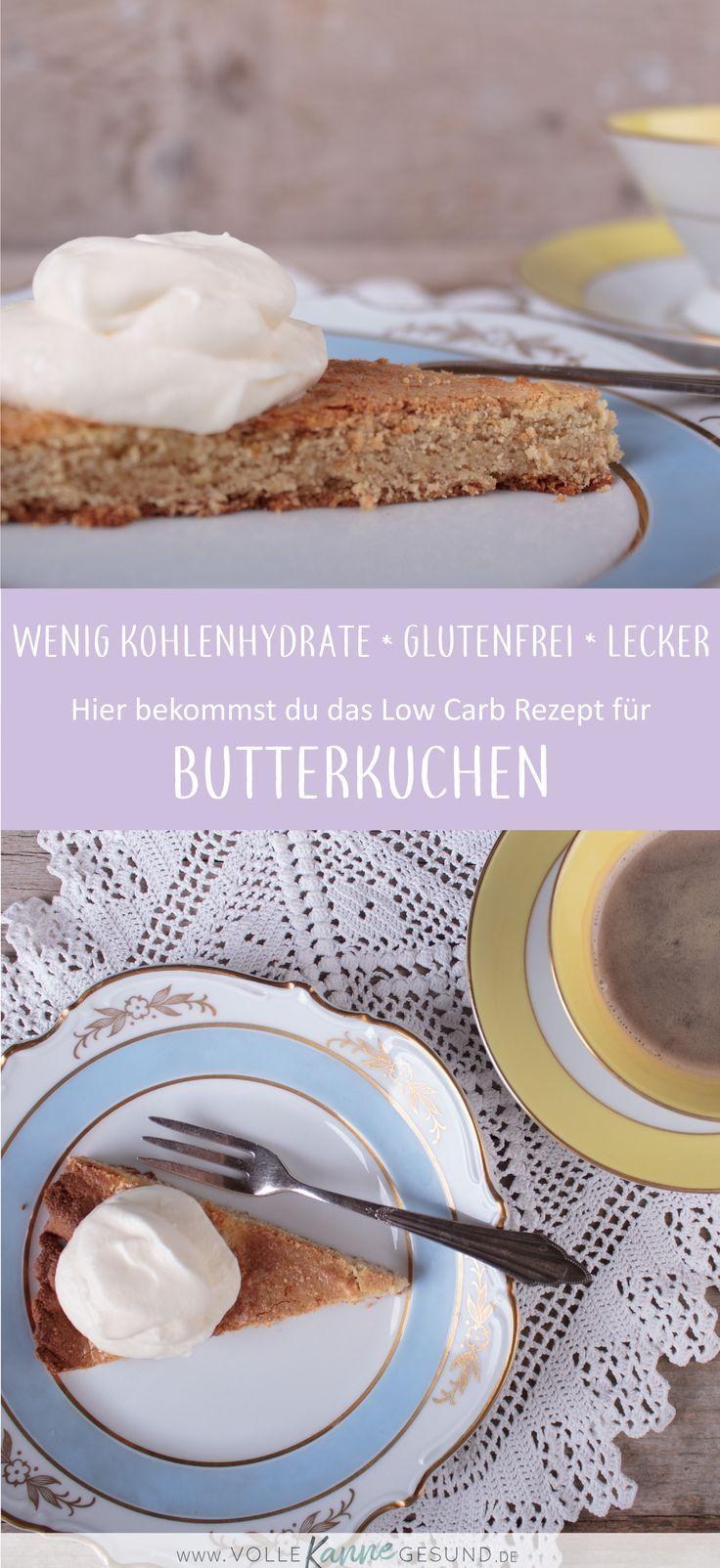 Mit Schritt-für-Schritt Anleitung zum Low Carb Kuchen: der holländische Klassiker umgewandelt in ein Rezept mit wenig Kohlenhydraten. Schnell gemacht und auch für spontane Gäste geeignet - oder wie wäre es mal mit einer süßen Mittagspause? Low Carb im Büro essen geht ganz einfach! Das Low Carb Rezept findest du kostenlos auf www.volle-kanne-gesund.de #lchf #lowcarbrezept #lowcarbbacken #abnehmen #glutenfrei