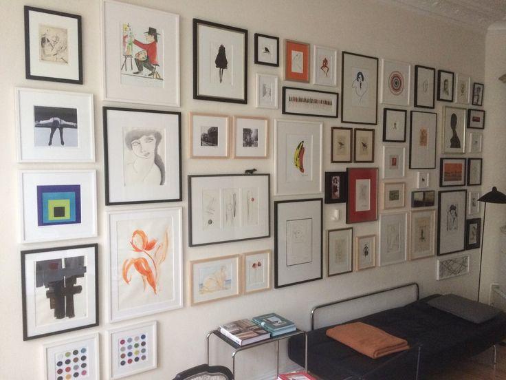 die besten 17 ideen zu petersburger h ngung auf pinterest bohemian living bilderahmen und. Black Bedroom Furniture Sets. Home Design Ideas
