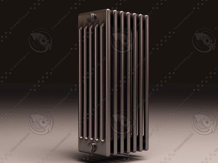 3D Arbonia Bank Radiator 6 Model - 3D Model