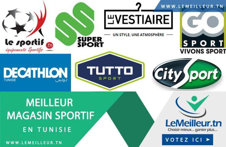 Quel est le meilleur magasin de vêtements, accessoires et matériels de sport en Tunisie http://lemeilleur.tn/boutique-sport-tunisie/ Page Fb: https://www.facebook.com/lemeilleur.tn/ Groupe FB: https://www.facebook.com/groups/lemeilleur.tn/ Twitter: https://twitter.com/LemeilleurTn