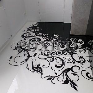 Resin floor 3D