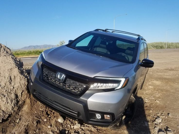 2019 Honda Passport Elite Matt Barnes (16) Honda