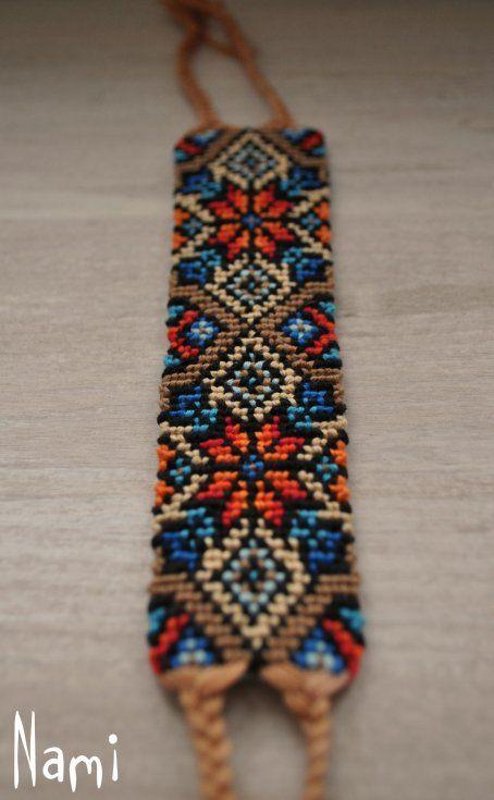 Photo of A50426 by Nami358 - friendship-bracelets.net