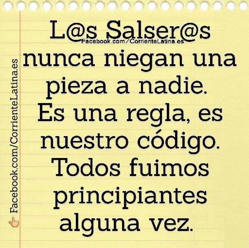 Es nuestro código   #Salsa #salsero #salsera #bailando #Dance #Dancing  Síguenos : https://www.facebook.com/CorrienteLatina.es