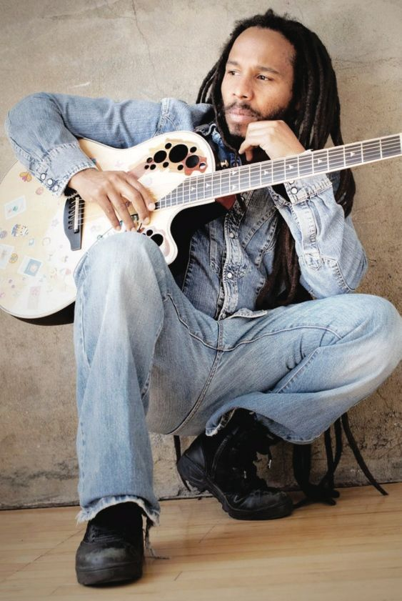 Ziggy Marley: Music with a message