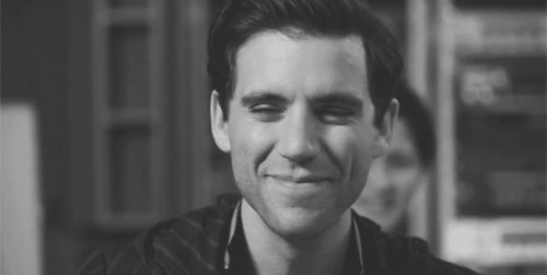 Apparently, Mika does not like his smile, How could you not? It's so cute and it melts your heart.