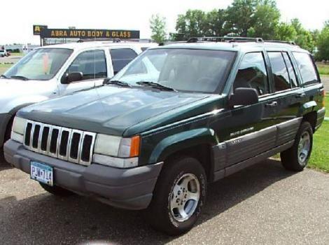 1996 Jeep Grand Cherokee Laredo for sale in Minnesota, MN - $1995