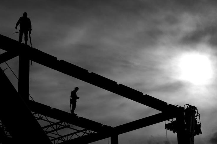 Ironworkers.