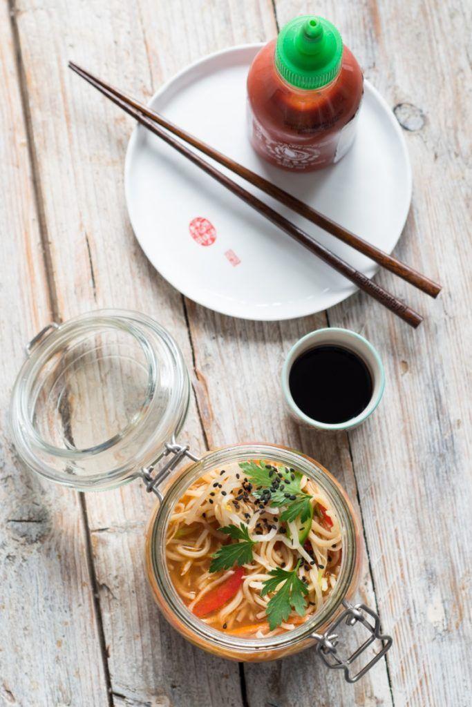 """Domowa """"zupka chińska"""" - Kuchnia Agaty - najsmaczniejszy blog kulinarny!"""