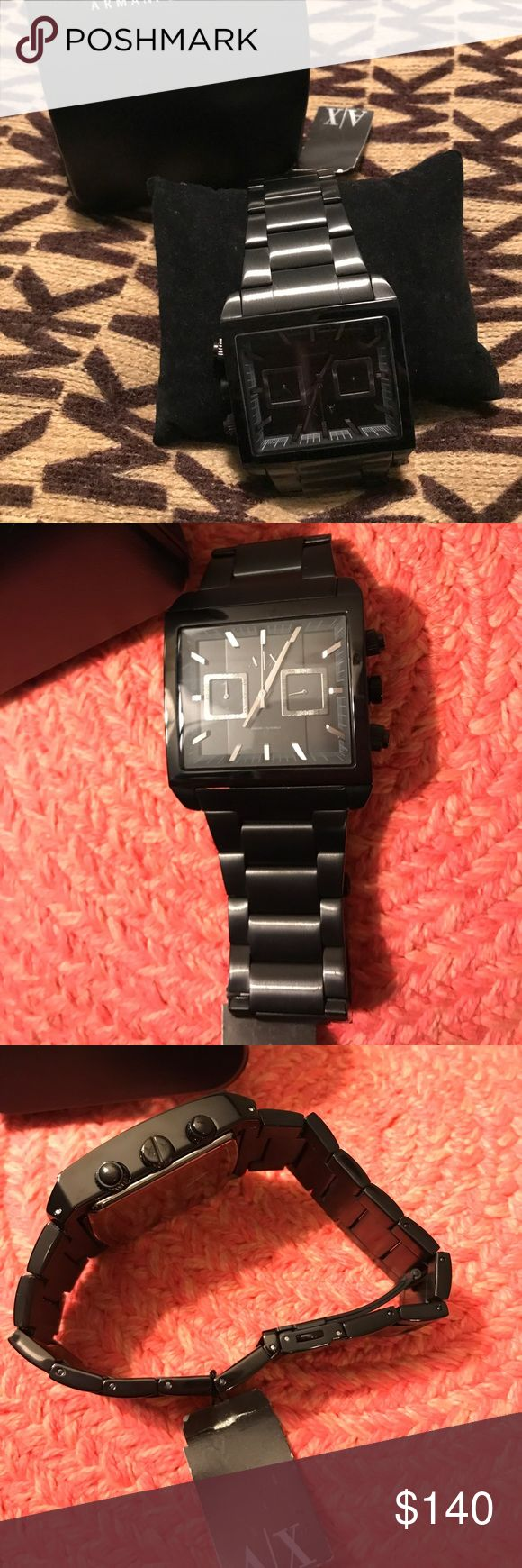 Armani Exchange mens watch New Armani exchange tenno watch, pls see pictures for description Armani Exchange Accessories Watches