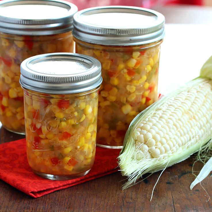 Sweet-Corn-Relish- you can give it some heat by adding a finely chopped hot pepper or two!