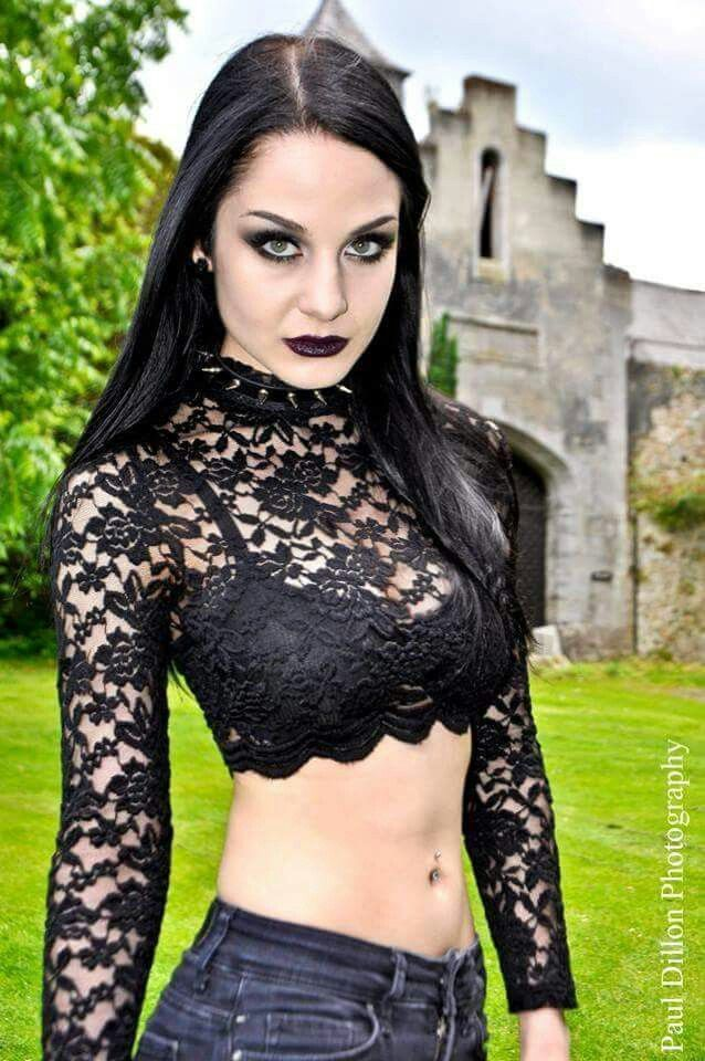 from Titan sexy nude gothic girls pics