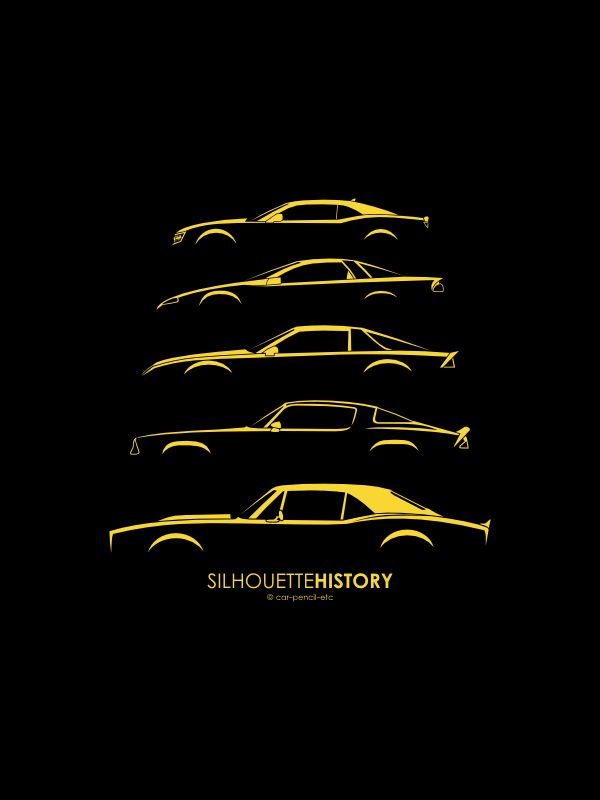 25 Best Images About Silhouette History On Pinterest Bmw