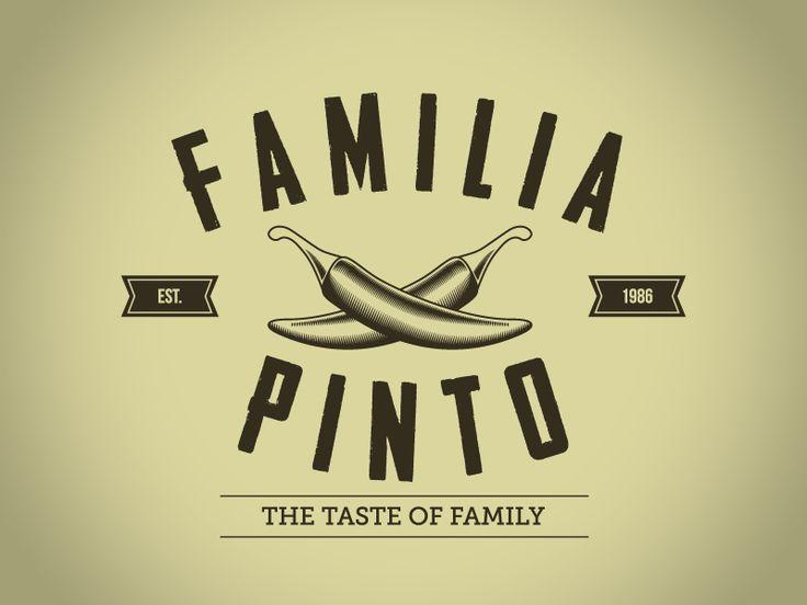 Familia Pinto Logo - by Shane Rielly