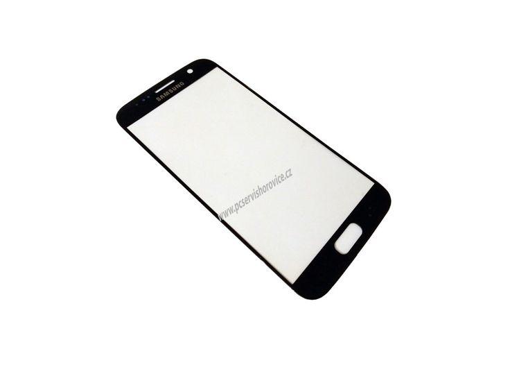 Servisní dotykové sklo (čelní sklíčko, digitizer, touch screen, dotyk) pro Samsung Samsung Galaxy S7 SM-G900F. Jedná se pouze o sklo. Nutná odborná montáž. V přípaže, že se Vám rozbylo sklo (dotyková deska, sklíčko), stačí nahradit pouze tento...