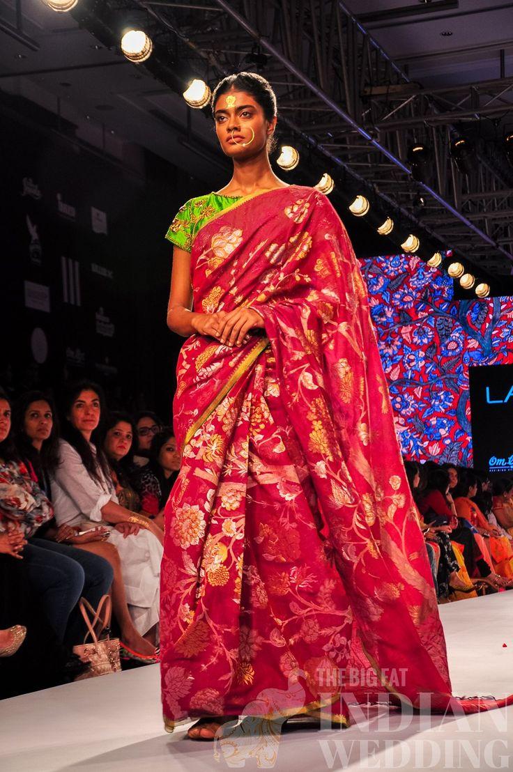 Gaurang Shah's Tree of Life Collection {Lakme Fashion Week 2015} 2