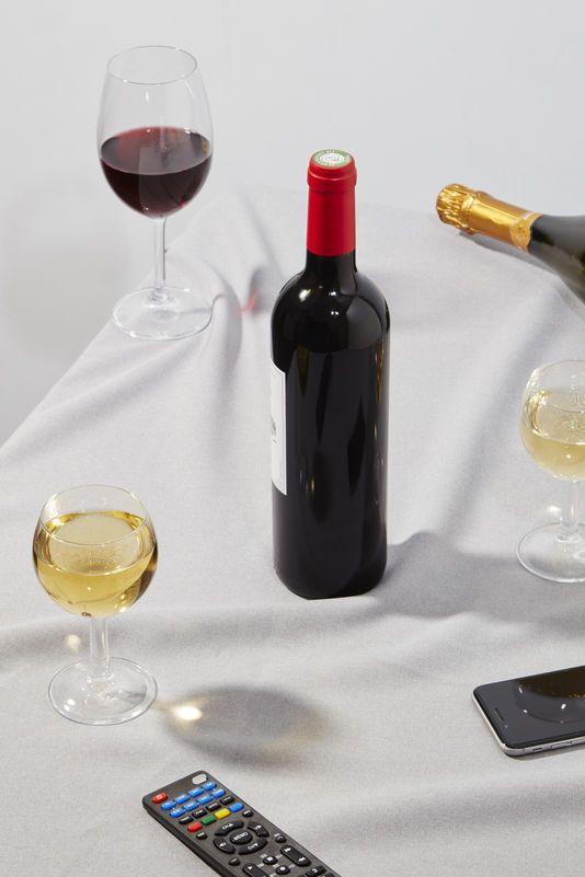 FLORENT TANET POUR LE MONDE- quel vin pour les candidats présidentielles