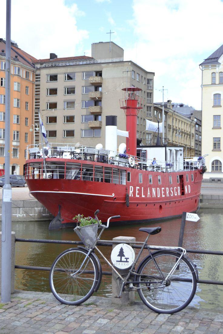 FINLAND - DAY 1, HELSINKI