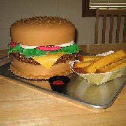 minnie mouse grilled cheese cheeseburger cake mac cake big mac cake ...