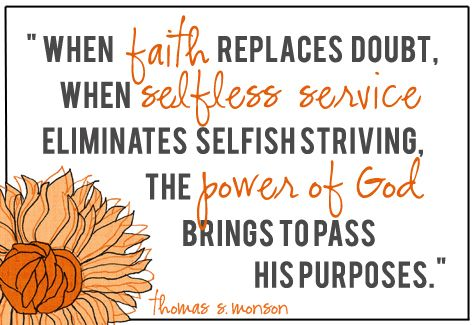 The Power of God.