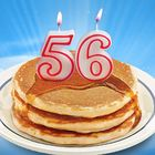 IHOP: Short stack of pancakes for 56 cents July 8