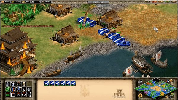Remember Cheating On Age Of Empires 2?