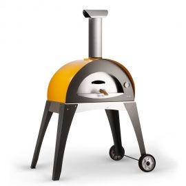 Forninox Ciao Pizza Oven Yellow