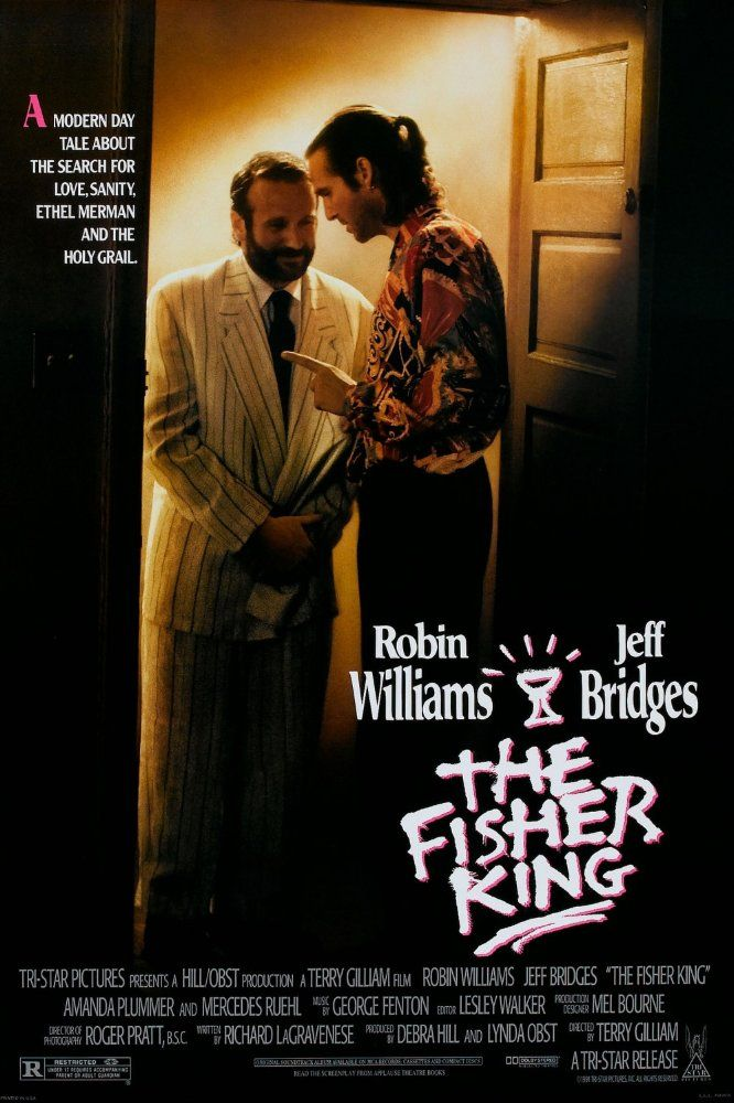 The Fisher King (1991) - IMDb