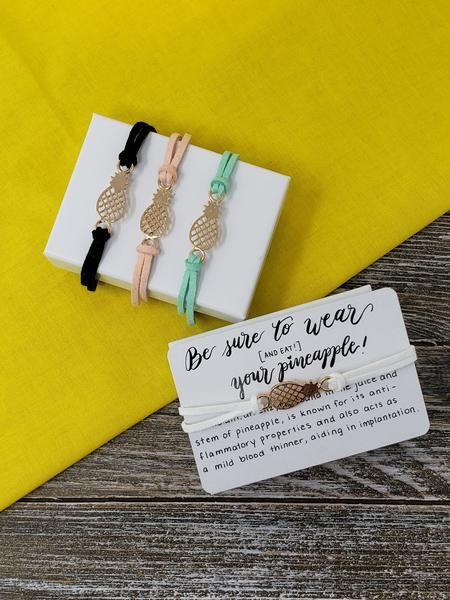Pineapple Cord Bracelet My Style In 2019 Cord Bracelets