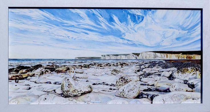 Seven Sisters Cliffs - Kent - England. Discover @Treniq