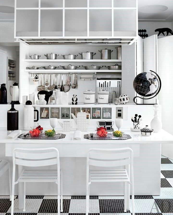 Majalah Griya Asri, 5 Inspirasi Design Dapur Putih