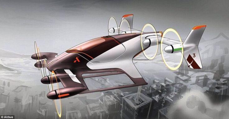 Los taxis aéreos de Airbus comenzarán sus pruebas de campo este mismo año - http://www.hwlibre.com/los-taxis-aereos-airbus-comenzaran-pruebas-campo-este-ano/