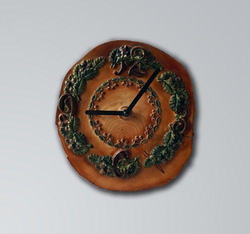 Orologio Da Parete Rustico vintage Art arredamento casa bar pab Wood Wall Clock in Casa, arredamento e bricolage, Orologi e sveglie, Da parete | eBay