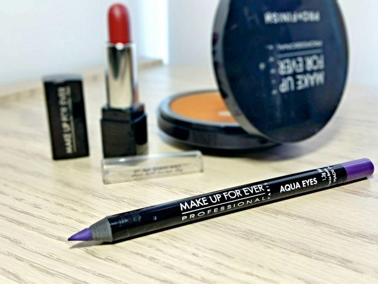 Make Up For Ever 11L Aqua Eyes Waterproof Eyeliner Review | Fancieland