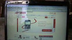 TUTORIAS COMO TENER INTERNET GRATIS POR BANDA ANCHA MOVIL OLIVE V-ME100 - YouTube