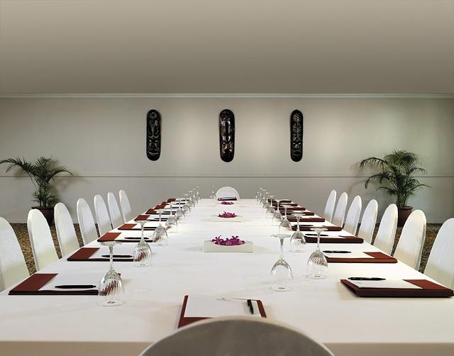 Shangri-La's Fijian Resort & Spa, Yanuca Island, Fiji - Davui Hall C Boardroom Setup