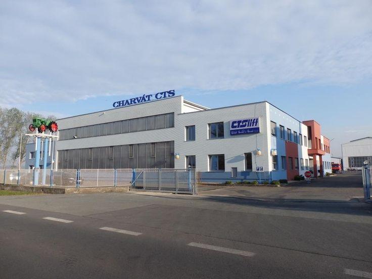 CHARVÁT CTS a.s. Firemní video