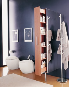 Towel and Robe Rack / Inda for Il Bagno Alessi