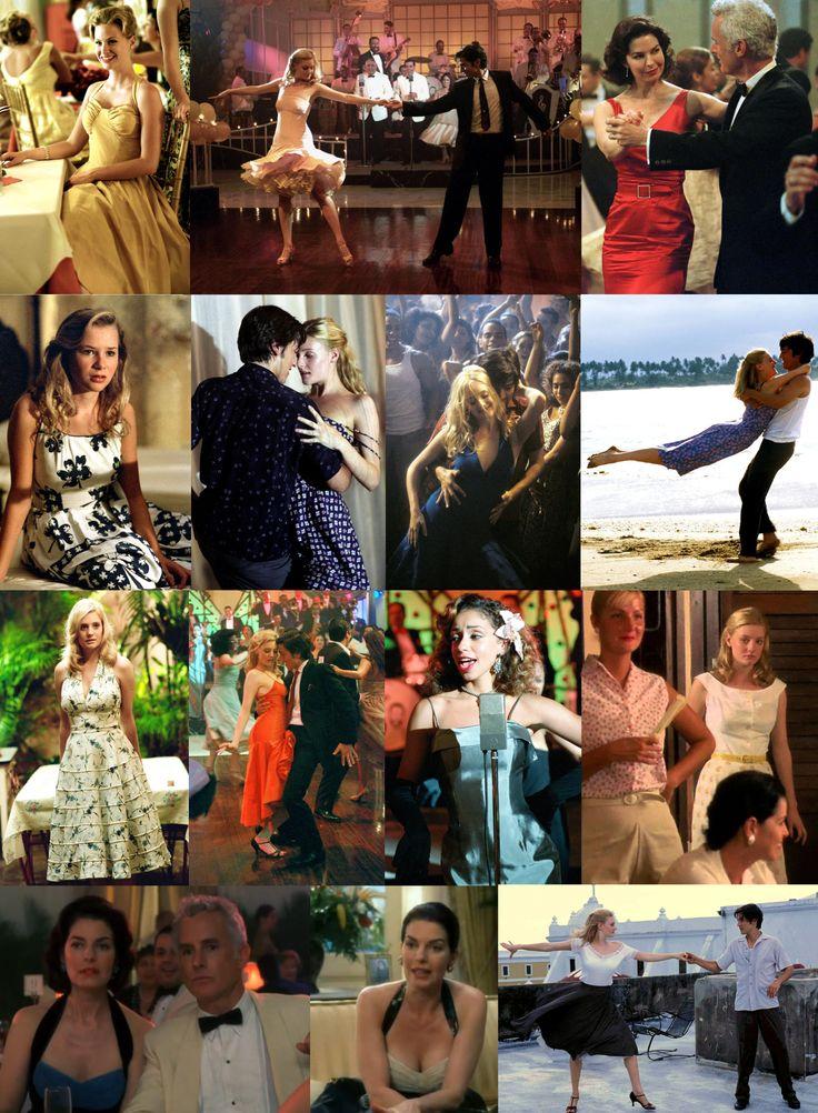 Dirty Dancing: Havana Nights- love some of the dresses!