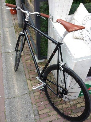Batavus Boris (my bike).
