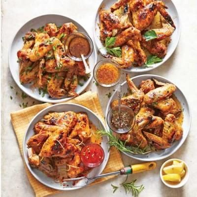 ... Grilled Chicken Wings, Chicken Wings and Recipe For Grilled Chicken