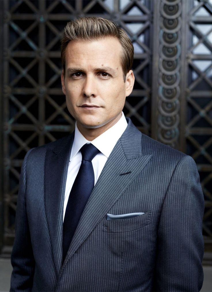 Gabriel Macht (aka Harvey Specter on Suits)