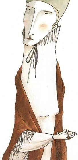 Elena Odriozola's Illustrations for 'La princes... - Book Artists and Their Illustrations - Quora
