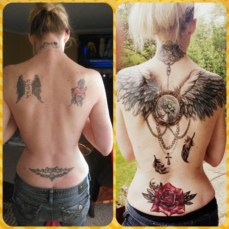 Steampunk wings | Tattoo.com