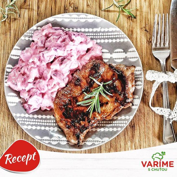 Cviklovo-vajíčkový šalát s grilovanou krkovičkou je ideálny napríklad na chutný nedeľný obed. Čo máte v pláne navariť vy? http://bit.ly/299XbY5