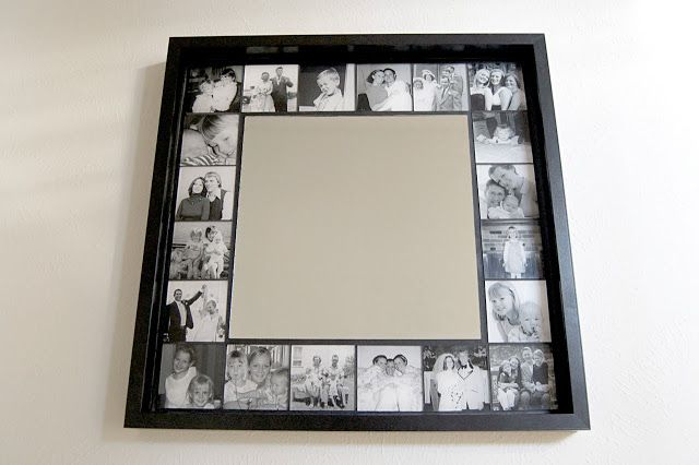 1000 Ideas About Mirror Border On Pinterest: The Art Of Up-Cycling: DIY Mirror Frame Ideas You Can Make