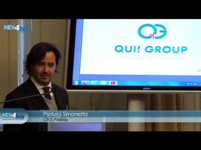 Pierluigi Simonetta interviene alla Camera il 30 gennaio 2014. Il focus sui sistemi di moneta elettronici in relazione alla Pubblica Amministrazione.