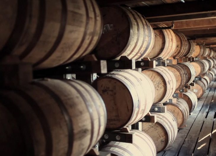 You can buy a barrel of Jack Daniels whiskey for 10 000