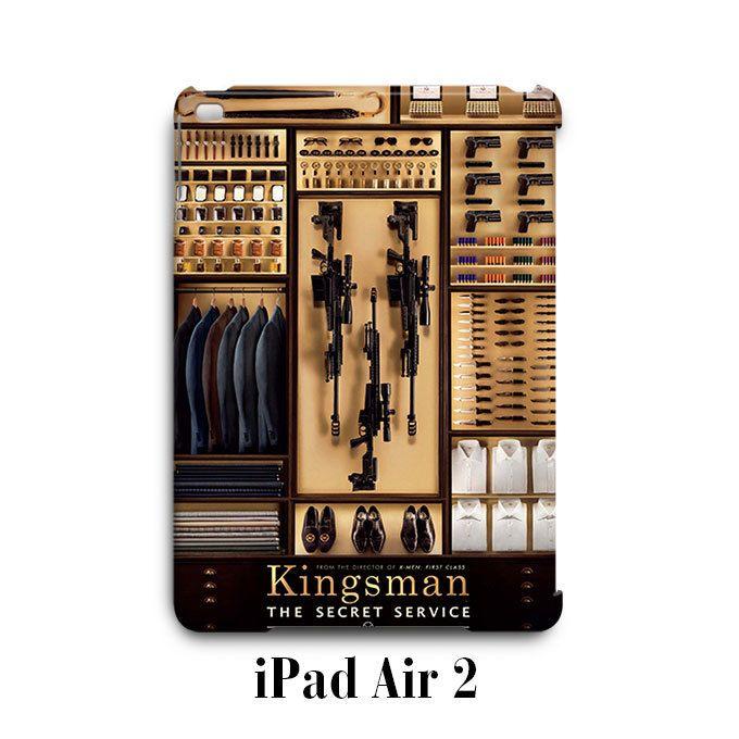 Kingsman The Secret Service iPad Air 2 Case Cover
